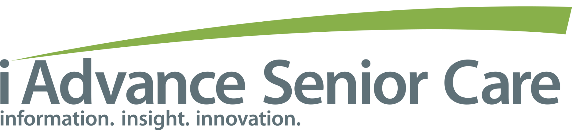 iAdvance Senior Care logo